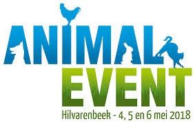 Kom jij ook naar het grootste dierenevenement op 4, 5 of 6 mei 2018?