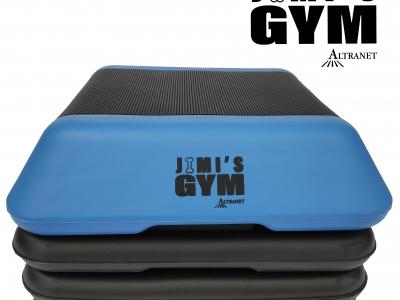 Stapelbare Mini Step Jimi's Gym