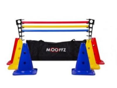 MOOFFZ Jump & Fun set incl. lesplan
